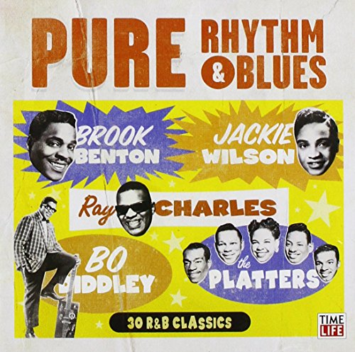 Johnnie Ray - Pure Rhythm & Blues: Something
