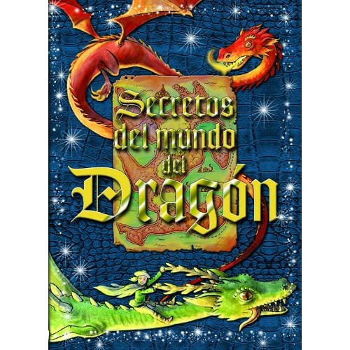Secretos del mundo del dragon. Libro cofre (Spanish Edition)