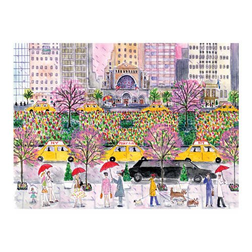 michael-storrings-spring-on-park-avenue-1000-piece-puzzle-puzzles