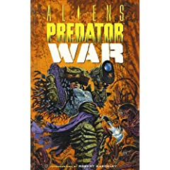 Aliens vs. Predator: War (Dark Horse Collection Graphic Novel) by Randy Stradley and Robert Sheckley