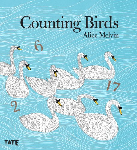 Counting Birds: Alice Melvin