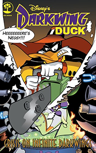 Darkwing Duck Volume 2: Crisis on Infinite Darkwings (Disney's Darkwing Duck Comics) (Infinite Crisis 2 compare prices)