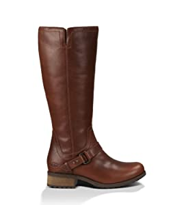 Image UGG Australia Women's Dahlen Leather Boot