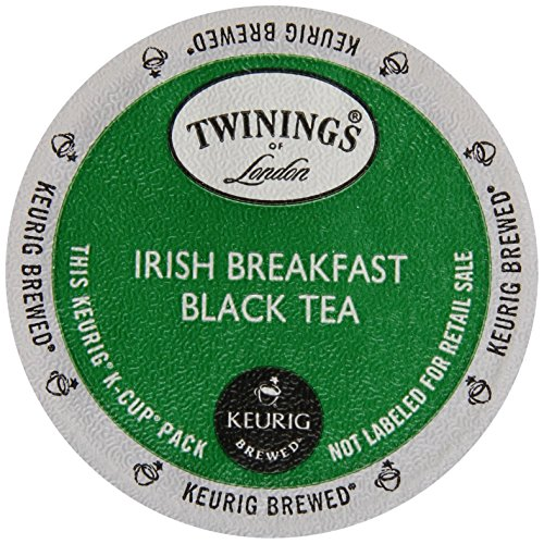 Twinings Of London - Irish Breakfast Black Tea - 12 K-Cup(S)