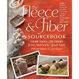Fleece and Fiber Sourcebookby Deborah Robson and...