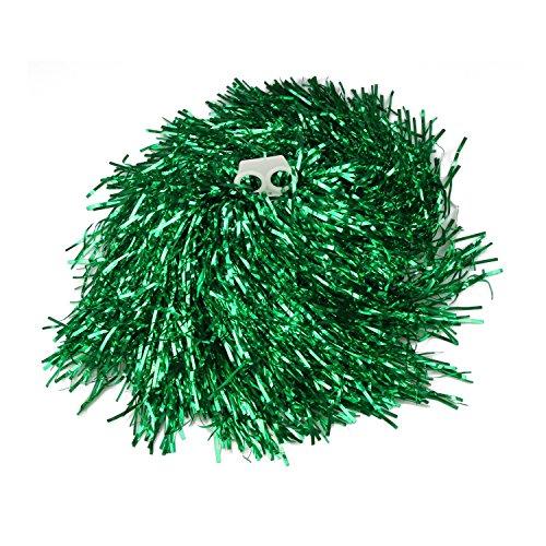 veni-masee-1-pair-holes-handle-cheerleading-pom-poms-price-2-pieces-002-kg-piece-green