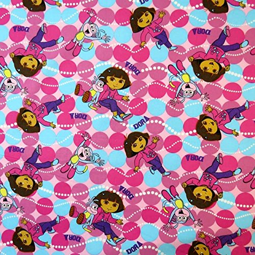 Dora Crib Sheets