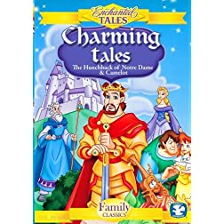 Charming Tales (2 Disc Set) - Camelot, Hunchback of Notre Dame