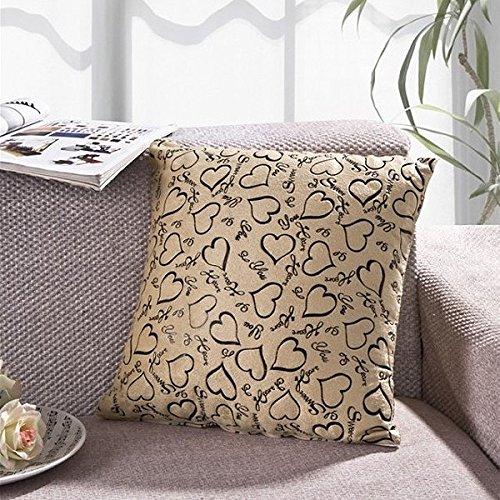 European Square Pillow Cases front-1023830