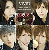 ViViD - Thank you for all