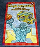 img - for The Magic School Bus Builds the Statue of Liberty (Scholastic Reader, Level 2) book / textbook / text book