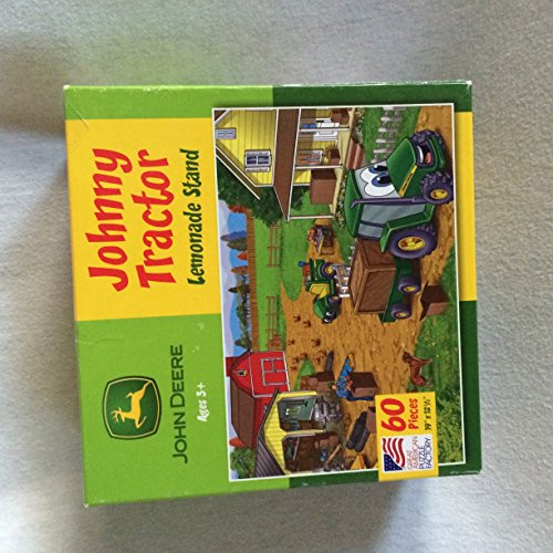 John Deere Jr. Lemonade Stand 60pc Jigsaw Puzzle - 1