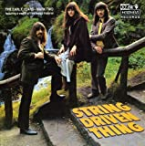 The Early Years 1968 - 1972 by String Driven Thing (2008-01-25)