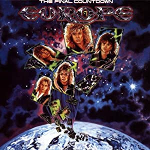 Europe - The Final Countdown - Epic - 466328 2