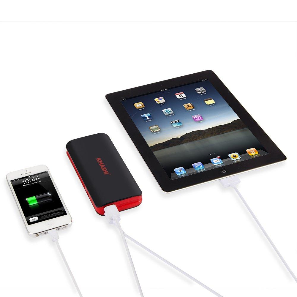 Compra Batería externa multiple de 10000mAh portable con 2