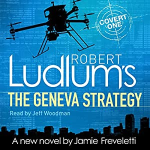 Robert Ludlum's The Geneva Strategy Audiobook
