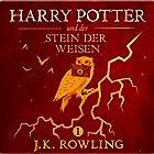 Harry Potter und der Stein der Weisen (Harry Potter 1) Hörbuch von J.K. Rowling Gesprochen von: Felix von Manteuffel