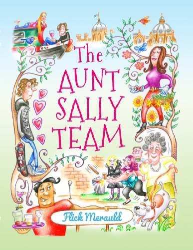 Free Kindle Book : The Aunt Sally Team