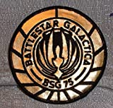 Battlestar Galactica BSG 75 Officer Shoulder PATCH