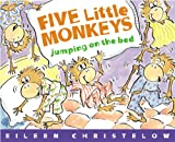 Image of Five Little Monkeys Jumping on the Bed Big Book