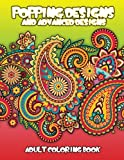 Lilt Kids Coloring Books Popping Designs & Advanced Designs Adult Coloring Book: 14 (Beautiful Patterns & Designs Adult Coloring Books)