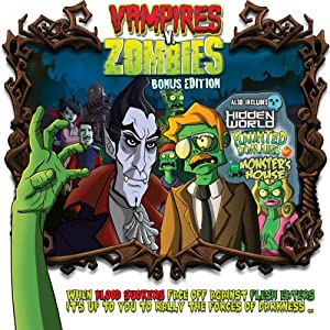 Vampires v. Zombies On Sale Bonus Edition