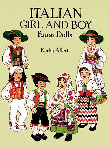Italian-Girl-and-Boy-Paper-Dolls-Dover-Paper-Dolls