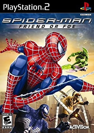 Spiderman: Friend or Foe
