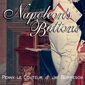 Napoleon's Buttons Audiobook