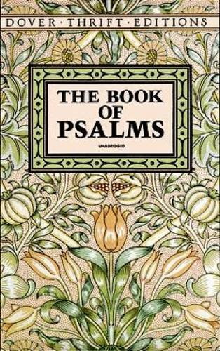 The Book of Psalms (Dover Thrift Editions)