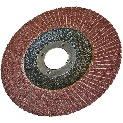silverline-868810-disques-a-lamelles-corindon-125-mm-grain-40