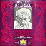 シューマン交響曲4番ニ短調作品120(1953、54、49年録音)[フルトヴェングラー][LP盤]