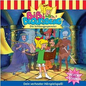 Die Schlossgespenster (Bibi Blocksberg 8) Hörspiel