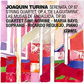 Turina: Vol. III. Selected Chamber Music