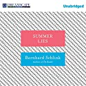 Summer Lies Audiobook by Bernhard Schlink, Carol Janeway (Translator) Narrated by David Colacci