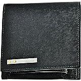 (カルティエ)Cartier L3000772 サントス 二つ折り 財布 ブラック 黒 BWT-Z1059