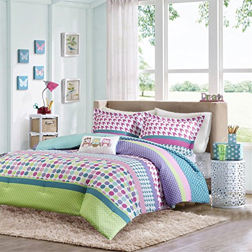 Girls Teen Kids Modern Comforter