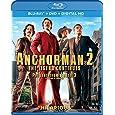 Anchorman 2: The Legend Continues [Blu-ray + DVD + Digital Copy] (Bilingual)
