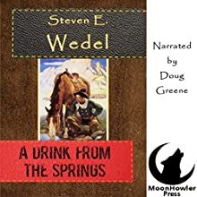 A Drink from the Springs | Livre audio Auteur(s) : Steven E. Wedel Narrateur(s) : Doug Greene