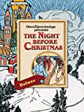 Twas the Night Before Christmas by OnceUponAnApp (OnceUponAnApp Puzzle Pictures Companion Books)