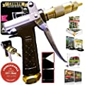 OutbackTUFF® 100% METAL Hose Nozzle Sprayer ~ High Power Pressure Washer Gun ~ Garden / Auto / Deck