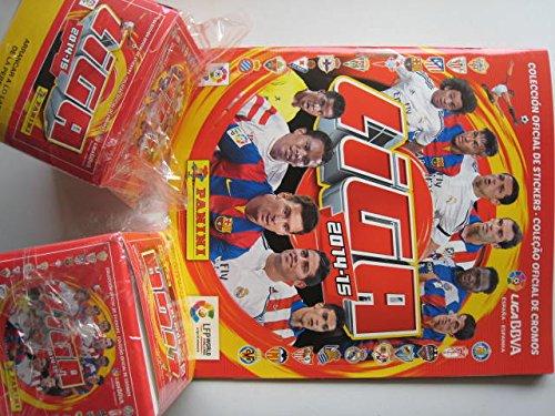 liga-bbva-spanish-2014-2015-panini-100-packs-album-500-stickers