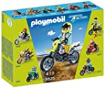 Playmobil 5525 Sports and Action Moto...