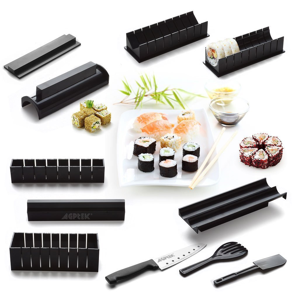 AGPtek Sushi Maker Kit