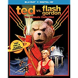 Ted vs. Flash Gordon: The Ultimate Collection [Blu-ray]