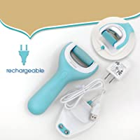 Amope Pedi Perfect Wet and Dry Electronic Foot File, Regular Course