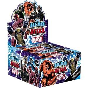 TOPPS TO90429 - Hero Attax Marvel Avengers Booster