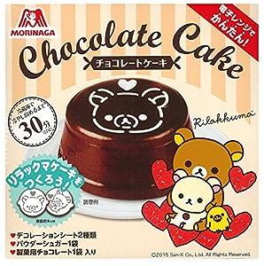 森永製菓 リラックマ チョコレートケーキキット 138g×2個