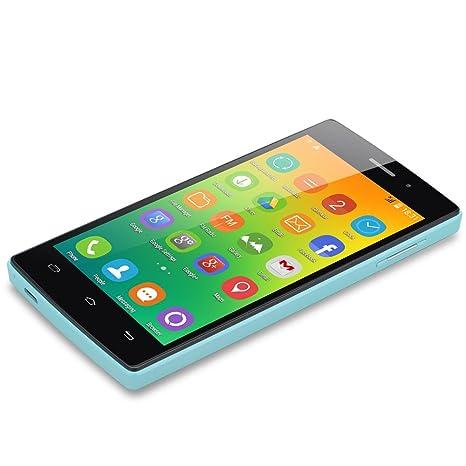 OUKITEL Original One - Smartphone Android 4.4 / CPU Quad Core 1.3 GHz MTK6582 / Écran 4.5 pouces IPS / Dual SIM / OTG / Bleu*