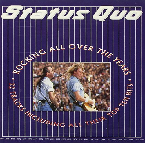 Status Quo - Rocking All Over the Years The Greatest Hits - Zortam Music